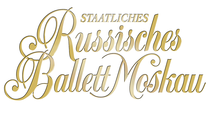 Schriftzug Staatliches Russisches Ballett Moskau