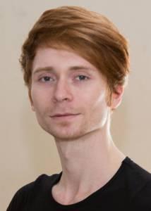 Erster Ballett Tänzer Denis Khisamov