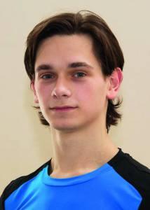 Nikita Iakimchuk Tänzer beim Staatlichen Russischen Ballett Moskau