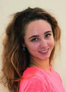 Erika Kolotova vom Staatlichen Russischen Ballett Moskau