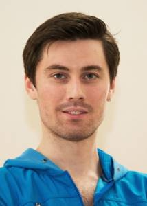 Ballett Tänzer Denis Zverev