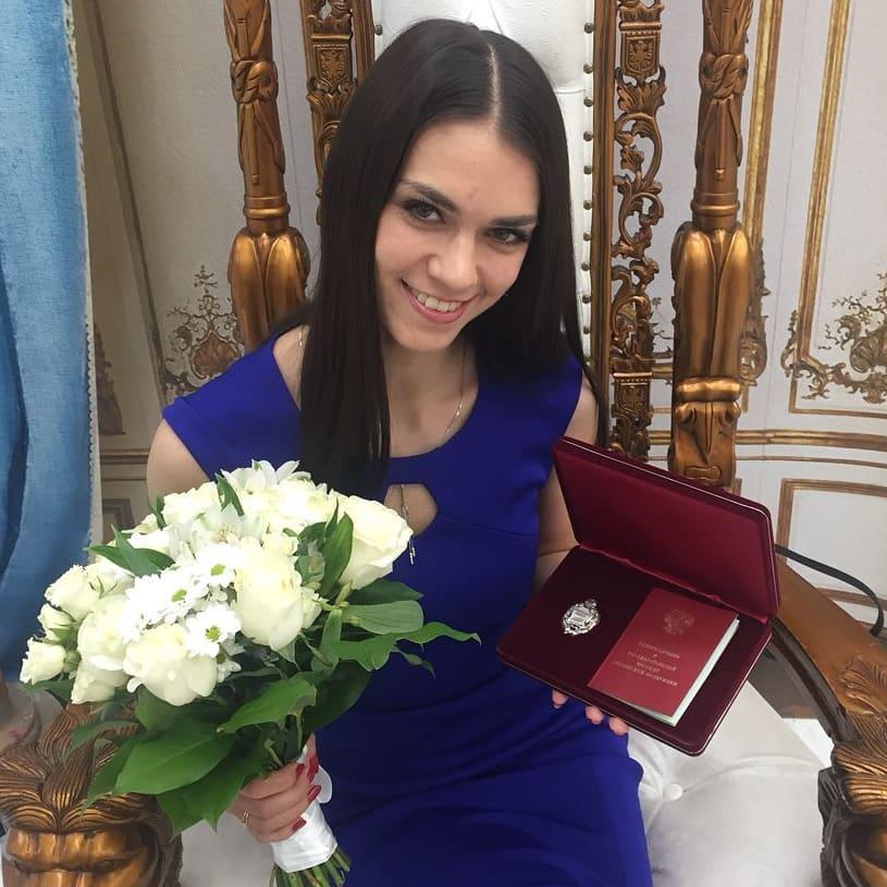 Anna Sherbakowa Staatliches Russisches Ballett