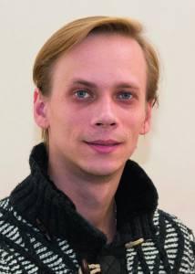 Kirill Zvyagin vom Staatlichen Russischen Ballett Moskau