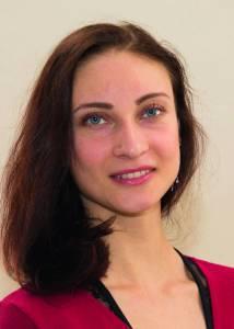 Ishpekova Elena vom Staatlichen Russischen Ballett Moskau