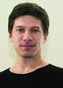 Anton Kosinov vom Staatlichen Russischen Ballett Moskau
