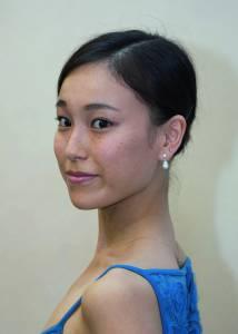 Shiori Fukuda Tänzerin des Staatlichen Russischen Ballett Moskau