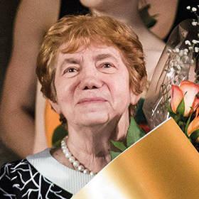 Ballett Tarinerin Olga Kokhanchuk vom Staatllichen Russischen Ballett Moskau