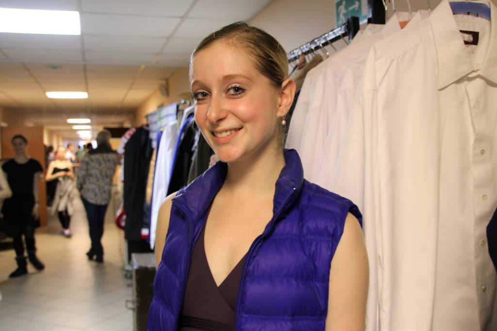 Matisse Love Staatliches Russisches Ballett Tänzerin