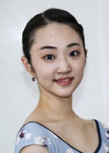 Arisu Otsuka Balletttänzerin beim Staatlichen Russischen Ballett Moskau